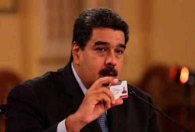 """Maduro reconoce que emitió dinero inorgánico: """"Así es la vida"""""""