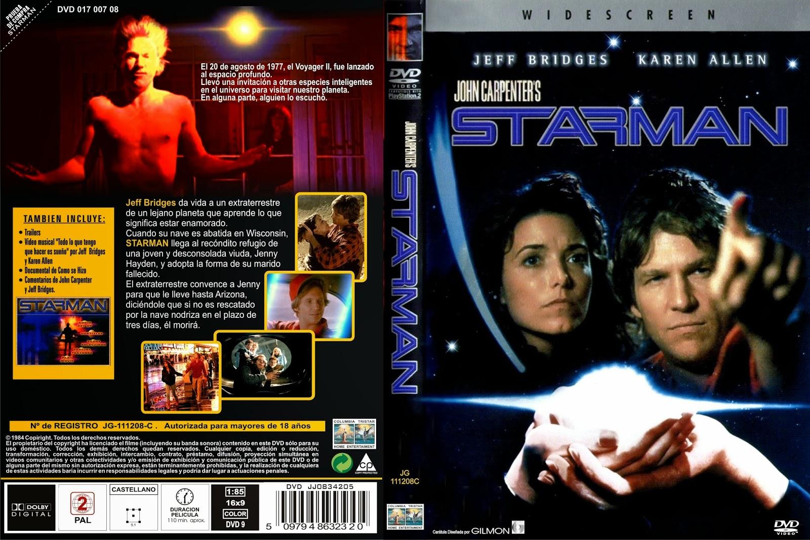 Starman ( 1984 ) Dual + subtítulos Descargar y ver Online Gratis