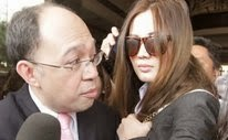 Atty. Howard Calleja asin Deniece Cornejo