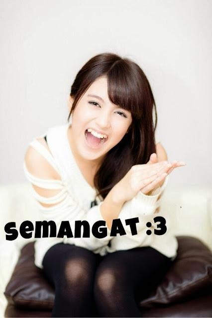 Nabilah JKT48 Ceria dan Bersemangat