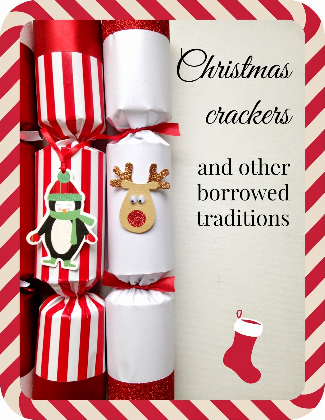 as expats over recent years we have come to make our own christmas traditions we have borrowed a little bit from different countries we have lived in and
