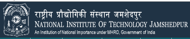 NIT Jamshedpur Logo