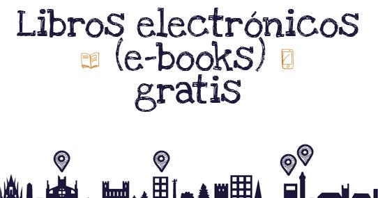 Dónde descargar eBooks gratis