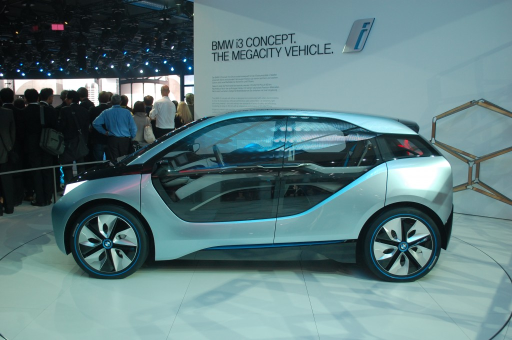 The Electric BMW i3: BMW CEO: BMW i3 Will Cost Less Than a 5 Series