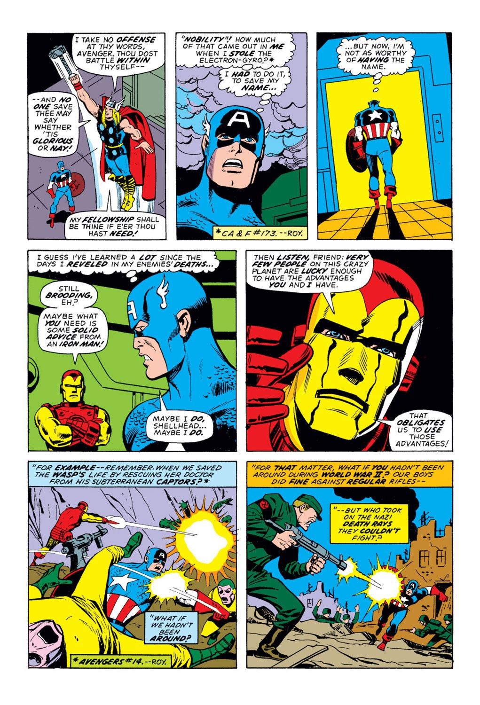 Captain America (1968) Issue #176 #90 - English 9