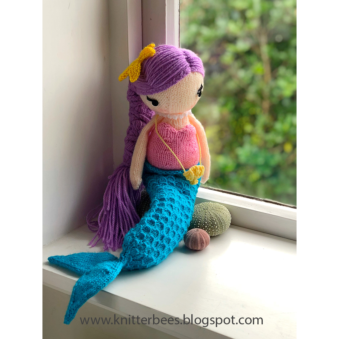 mermaid dolly