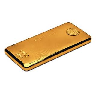 gold bar weight