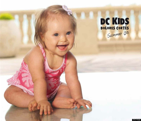 Child Swimsuit Models http://www.lovethatmax.com/2012/07/a-baby-with-down-syndrome-is-swimsuit.html