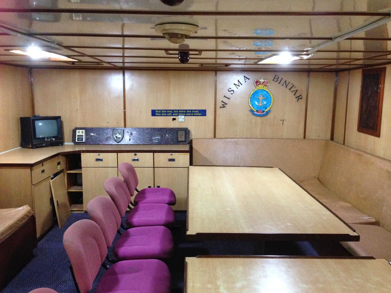 Maritime Museum KD Rahmat