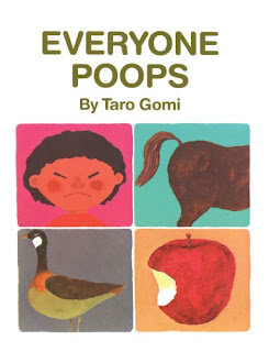5 Picture Books for 5 Year Old Boys :  Everyone Poops