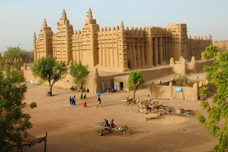 Geliat Keilmuan di Timbuktu