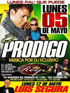 Prodigio - Rey 3 - May 5, 2014