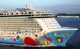 Norwegian Cruise Line's Norwegian Breakaway