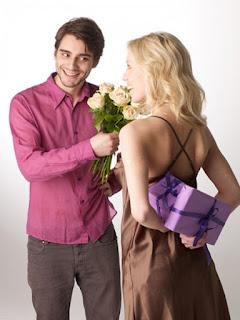 Quà tặng là thứ truyền đạt được tình cảm của trái tim