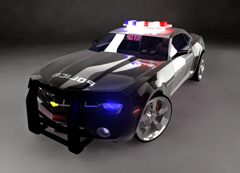 Police Car Concept - A police car is a ground vehicle used by police, to assist with their duties in patrolling and responding to incidents. Typical uses of a police car include transportation for officers to reach the scene of an incident quickly, to transport suspects, or to patrol an area, while providing a high visibility deterrent to crime. Some police cars are specially adapted for certain locations (e.g. work on busy roads) or for certain operations (e.g. to transport police dogs or bomb squads).