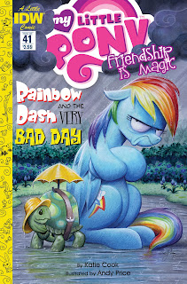 My Little Pony: Friendship is Magic #41—Synopsis, Artists, and Writer!