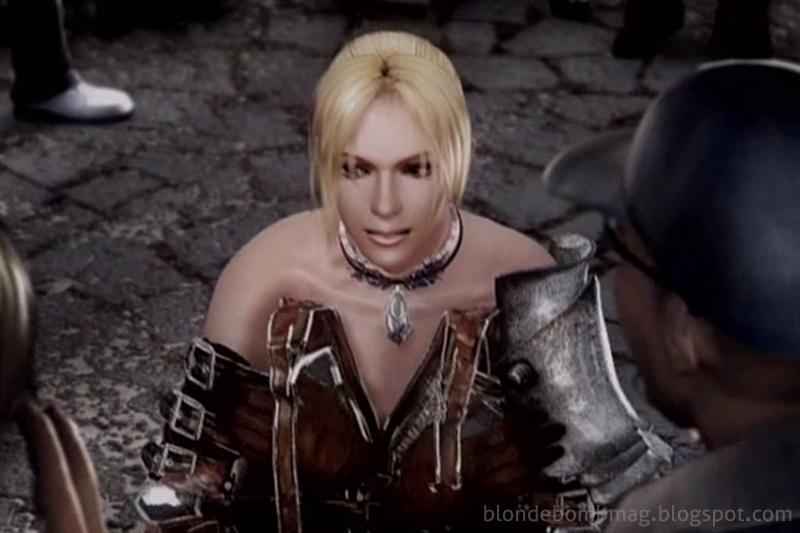 Nina Williams Nude Tekken Soul Calibur