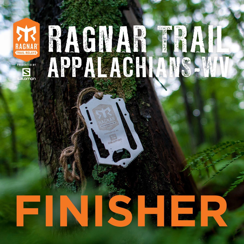 Ragnar Trail Appalachians-WV