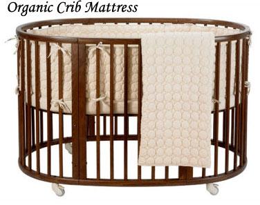 Best Mattress Collection Organic Crib Mattress