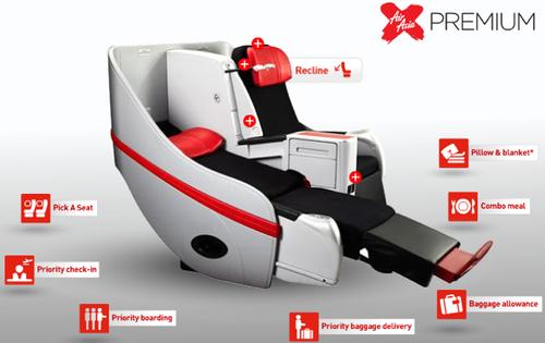 air asia premium class