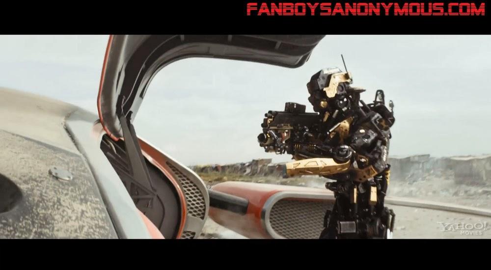 Elysium's droid battle scenes