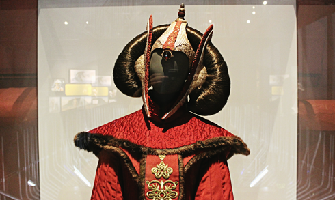 star wars power of costume exhibit