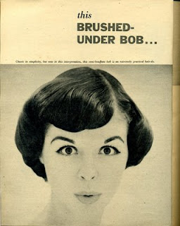 1950's Haircuts and Hair Styles - Vintage Hairstyles