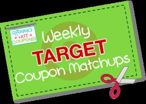 Weekly Target Coupon Matchup