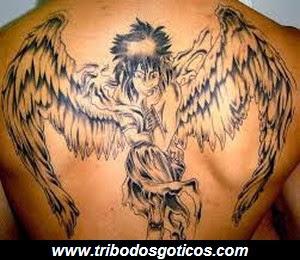 tatoo,asas,anjo,costa