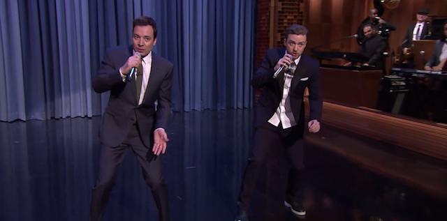 History of Rap 5 mit Jimmy Fallon und Justin Timberlake | Teil 5 ( 1 Video )