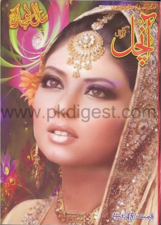Aanchal Digest January 2011 Online Reading.