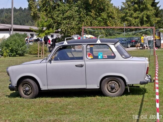 grey Trabant