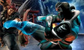 Mortal Kombat VS Street Fighter_3