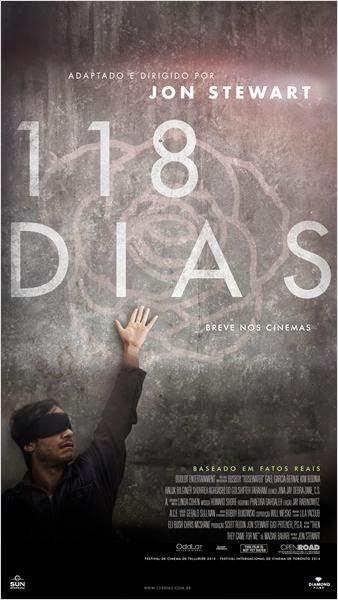 """Poster do filme """"118 Dias"""""""