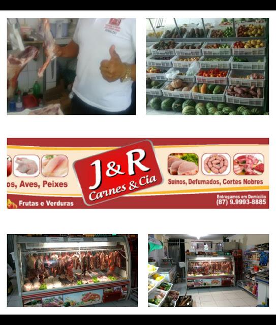 J & R Carnes e Cia