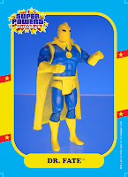 Super Powers Collection Dr Fate Action Figure by Kenner Superman Super Powers Collection Figure Clark Kent Kenner Mattycollector DC Universe Classics Unlimited Man of Steel Toys Movie Masters polymerphelia GeekSummit