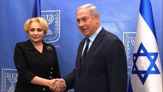 ✡ Ce a scris Benjamin Netanyahu despre vizita lui Dragnea și Dăncilă în Israel. Mesaj oficial