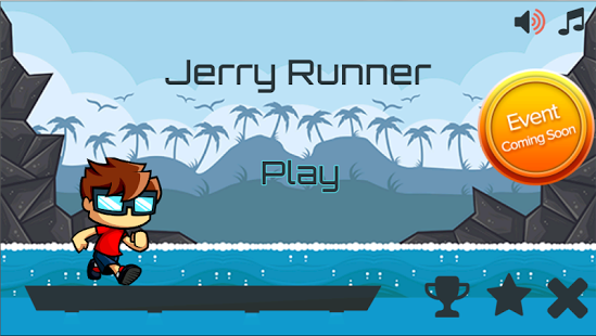 Jerry Runner Android