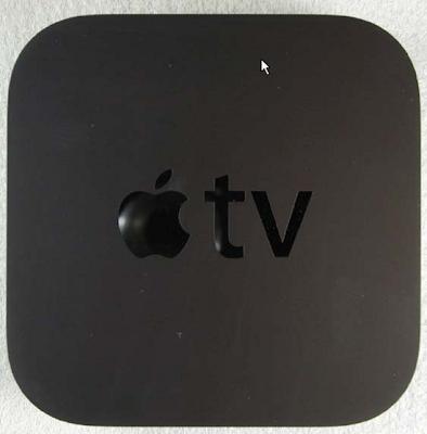Apple TV - 3ª geração - homologação Anatel