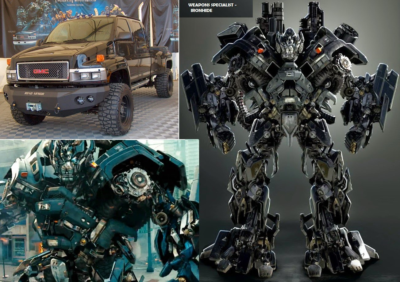Yjl S Movie Reviews Complete List Of Autobot Characters