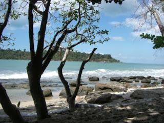 Island Beach Sihanoukville - Cambodia