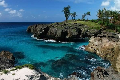 Wisata Pantai mandorak Nusa tenggara Timur