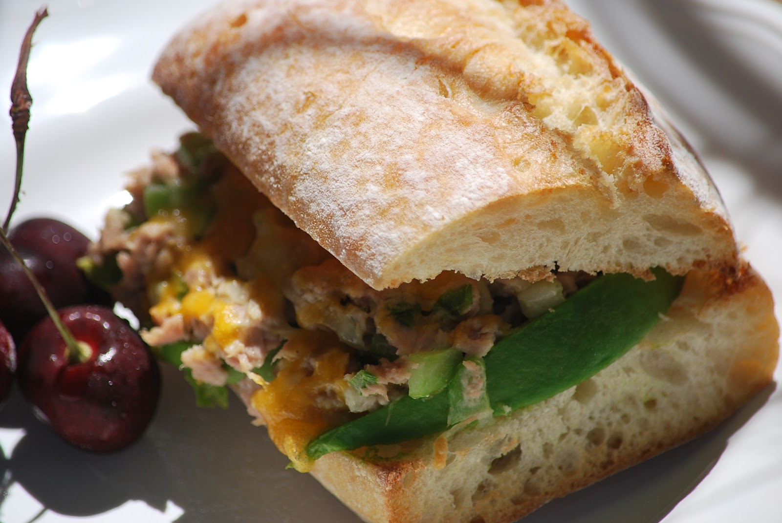 My story in recipes: Tuna Melt