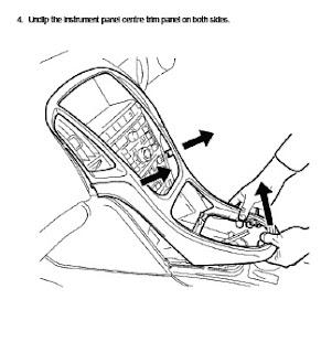 opel astra j body repair manual