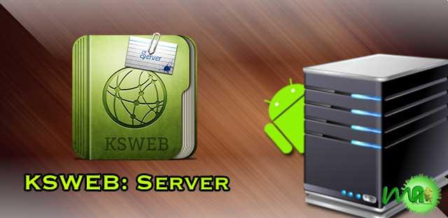 KSWEB: server + PHP + MySQL 2.8.2 Full APK
