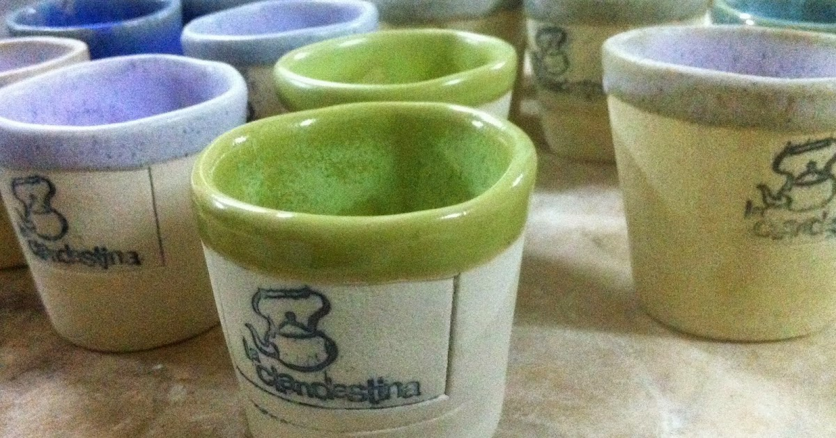 Vajilla de ceramica nuevas piezas para la teteria la for Vajilla ceramica