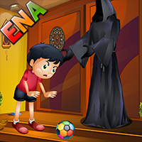 Ena Release The Kid From Ghost Walkthrough