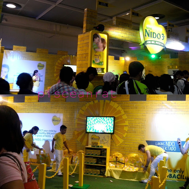 choose wellness expo, nestle philippines expo, nido,