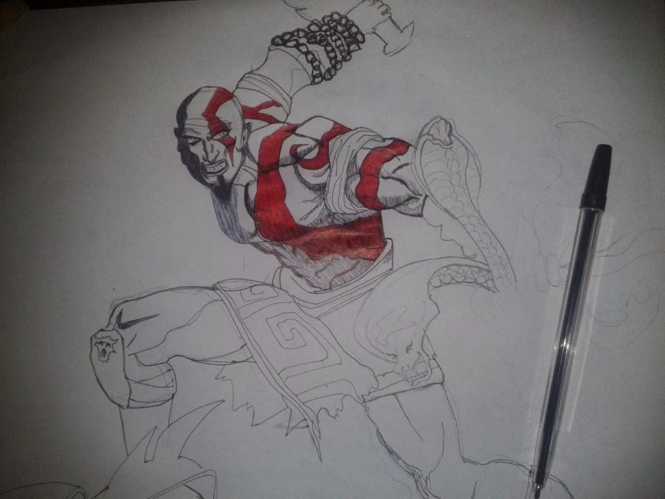 99 ideas dibujos de kratos a lapiz faciles on ezcoloringa - Mesas para dibujar ...