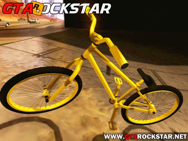GTA SA - Street MTB Bike